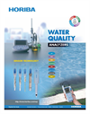 Water Quality Analyzers Brochure