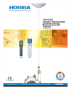 HORIBA - IT-540/550 Series - Handy Non-Contact Infrared Thermometers Brochure