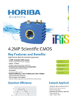 iRiS 4.2 MP Scientific CMOS Low Light Imaging Cameras Brochure