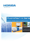 FluoroMax - Model 4 Series - Spectrofluorometer - Brochure