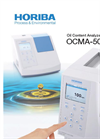 OCMA-500/550 Oil Content Analyzer Brochure