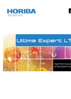 HORIBA - Model Ultima Expert LT - ICP-OES Spectrometer - Brochure