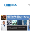 HORIBA - Model EMIA-Pro - Carbon/Sulfur Analyzer - Brochure