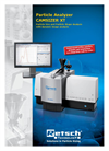 CAMSIZER XT Particle Size and Shape Distribution Analysis Brochure