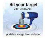 Hit Your Target! Measure your sludge blanket level with Markland