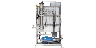 Sanitation & CIP Disinfection System