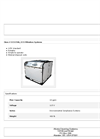 Model ECS3500 - ECS Filtration Systems - Datasheet