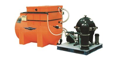 Model MWRS - Mobile Wash/Filtration Systems