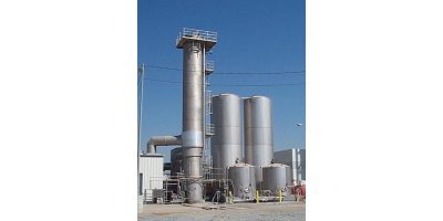 Wastewater Evaporation Systems