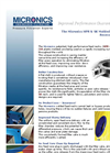 Micronics HPR Filter Feed Neck - Brochure