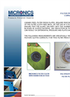 Filter Cloths For Corner Feed Plates- Brochure