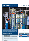 Model 10 GPM - Incoming DI Water Systems Brochure