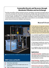 Mobile Recovery Filtration System Brochure