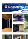 Clearwell Baffle Angle and Batten Design Brochure
