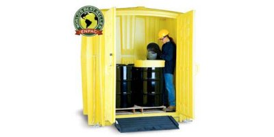 Job Hut - Model 4010-YE - Outdoor Storage