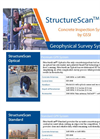 GSSI StructureScan Series Systems- Brochure