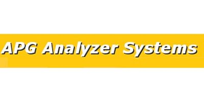 APG Analyzer Systems