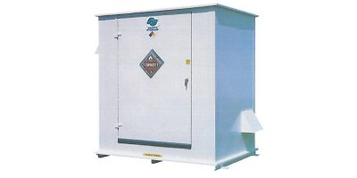 Safety Storage - Model WLK - Lockers