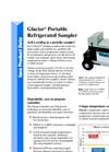 Glacier - Portable Refrigerated Sampler - Datasheet