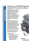Teledyne Isco - Model 3700ZR - Refrigerated Sampler for Hazardous Locations - Datasheet