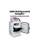 Teledyne Isco - Model 5800 - Refrigerated Sampler - User Manual