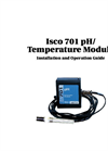 Teledyne Isco - Model 701 - pH/Temperature Module - User Manual
