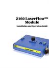 LaserFlow - Model 2160 - Area Velocity Module - User Manual