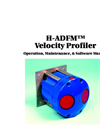 H-ADFM - Velocity Profiler - Operation, Maintenance & Software Manual