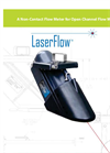 LaserFlow -  Non-Contact Flow Meter for Open Channel Flow Monitoring - Brochure