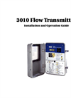 Teledyne Isco - Model 3010 - Ultrasonic Flow Transmitter - User Manual