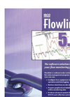 ​Flowlink - Version 5.1 - Flow Monitoring Program Software - Datasheet