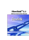 ​Flowlink - Version 5.1 - Flow Monitoring Program Software - User Manual