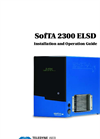 SofTA 2300 ELSD User Manual