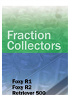 Foxy R1/Foxy R2 and Retriever 500 - Fraction Collectors - Brochure