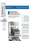 Teledyne Isco - Programmable Density Gradient Fractionation System - User Manual
