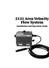 Model 2151 - Area Velocity Flow System - User Manual