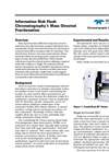 Information Rich Flash Chromatography I Mass Directed Fractionation App Note