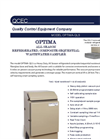 Teledyne Isco - Model Optima-QLS - Datasheet