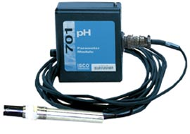 Teledyne Isco - Model 701 - pH/Temperature Module