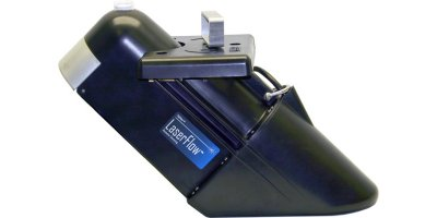LaserFlow - Non-Contact Velocity Sensor