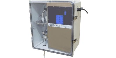 Teledyne Isco - Indoor Wall Mount Composite Vacuum Wastewater Sampler