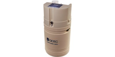 Teledyne Isco - Model CVE-16-P - Portable Composite/Sequential Vacuum Wastewater Sampler