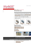 Non Slip Ladder Rungs- Brochure