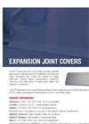 SlipNOT - Expansion Joint Covers - Datasheet