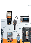 Testo Overview Brochure