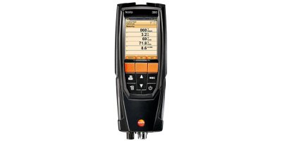 Testo - Model 320 - Oxygen Analyzer
