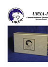 Model URSA II - Universal Radiation Spectrum Analyzer Brochure