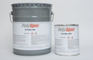 NovoRez - Model 360+ - Concrete and Steel Coating, Solvent Resistant