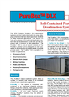 PureBox - Model DLX - Desalination Systems - Brochure