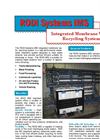 Model IMS - Integrated Membrane Wastewater Treatment System Brochure